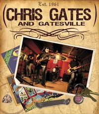 Junkyard Guitarist Set To Release 'Welcome To Gatesville'