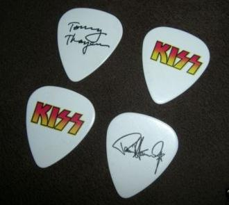 Kiss Alive 35 Guitar Picks