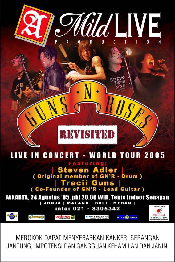 Guns N'Roses Revisited