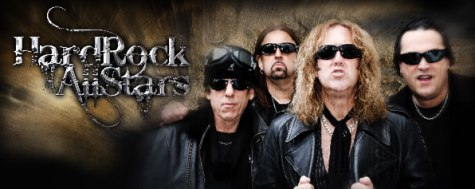 Ratt, Black N' Blue And Love/Hate Members Form HardRock AllStars