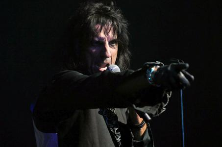 Alice Cooper Working On Live DVD And New Album