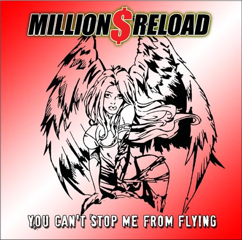 Million Dollar Reload Sign With Lime Records