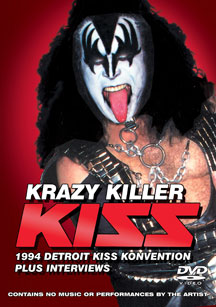 KISS - Krazy Killer