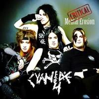 Cyanide 4 Release 'Critical Mental Erosion'