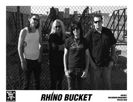 Rhino Bucket Working On 'Rare Beauty' For Late 2010 Release