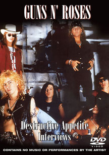 Guns N Roses Destructive Appetite