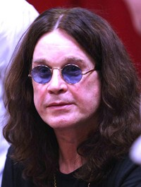 Triangle UFO Spotted During Ozzy Osbourne Concert