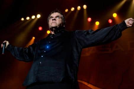 Meat Loaf Taps Rob Cavallo, Brian May For New Album
