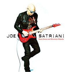 Joe Satriani Streaming New Single Online