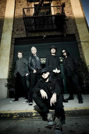 The Scorpions Are Back In The Recording Studio