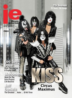 KISS Already Talking About Recording New Studio Album