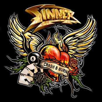 Sinner Crash And Burn