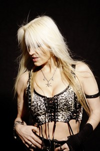 Doro Completing '25 Years In Rock' DVD