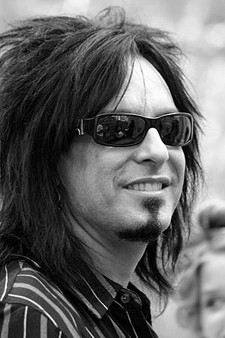 Nikki Sixx To Release 'This Is Gonna Hurt' Book/CD In March