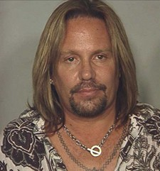 Vince Neil DUI - Nearly Three Times The Legal Limit