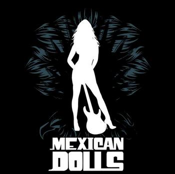 Mexican Dolls Recording 'Shot Of Rock' With Firehouse Producer