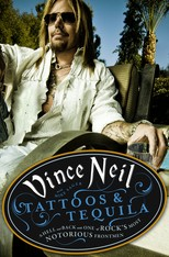 Vince Neil 'Tattoos & Tequila' Book Excerpts Now Online