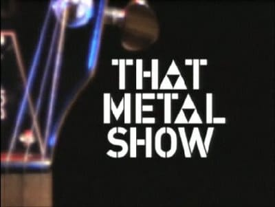 That Metal Show returns For A Third Season