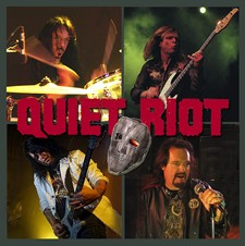 Quiet Riot Back In Business With New Singer And Sample Track