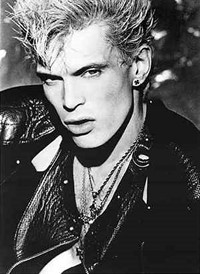Billy Idol To Be Part Of Rocky Horror Picture Show 35th Anniversary