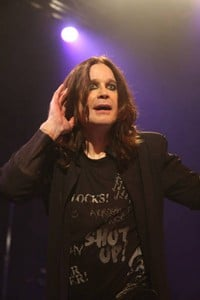Ozzy Osbourne Used Cocaine To Cure His Athlete's Foot