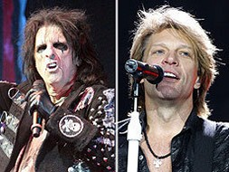Alice Cooper And Bon Jovi Among Rock And Roll Hall Of Fame Nominees