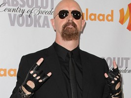 Judas Priest Frontman Avoids Killing Producer On Halford IV