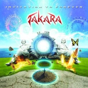 Takara Sign To Prog Rock Records