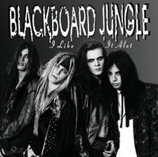 Blackboard Jungle Release 19th Anniversary Edition Of 'I Like It Alot'