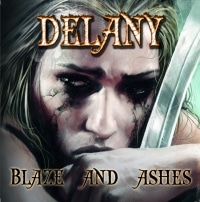 Davy Vain To Appear On New Delany CD Blaze And Ashes