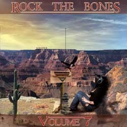 Frontiers Records To Release Rock The Bones Vol. 7