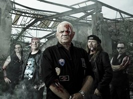 U.D.O. Delays New CD 'Rev-Raptor' Until March 18th