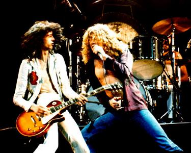 Led Zeppelin Reuniting For Glastonbury In 2010?