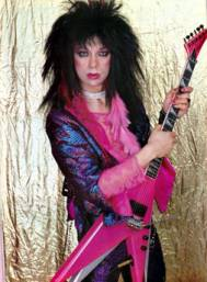 Vinnie Vincent Radio Interview From 1987 Surfaces Online
