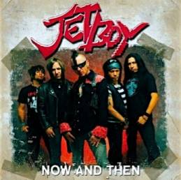 Jetboy Releases 'Now And Then' Compilation