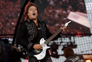 Richie Sambora Helps Teen Diagnosed With Brain Tumor