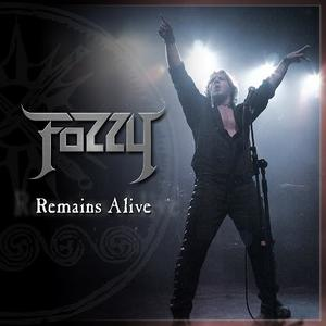 Fozzy To Release First Ever Live Album Remains Alive