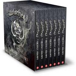 Limited Edition Motorhead Live CDs Now Available – Sleaze Roxx