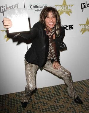 Aerosmith's Steven Tyler Is Writing His Memoirs