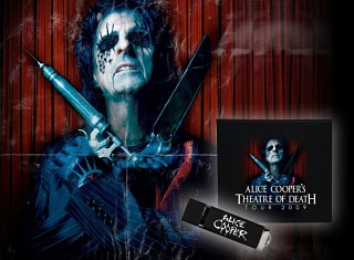 Alice Cooper Live Shows Being Recorded For MP3 Encores