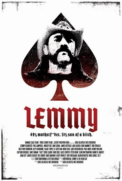 Lemmy: The Film To Hit U.S. Theaters In Mid-January
