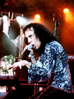 Ronnie James Dio Diagnosed With Stomach Cancer