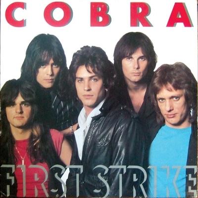 Cobra First Strike Reissue