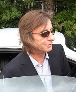 AC/DC Drummer Phil Rudd Nabbed For Drug Possession