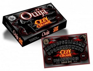 Ozzy Osbourne Conjures Up Dead Spirits With Limited Edition Ouija Board