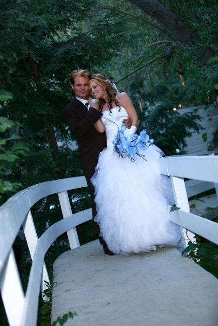 Poison Drummer Rikki Rockett Gets Married