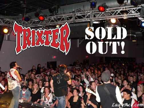 Trixter Sells Out Homecoming Show