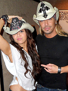 Bret Michaels May Appear On Miley Cyrus Poison Remake