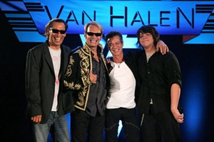 Van Halen Eager To Tour Behind New Material According To Lastest Rumors