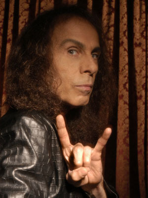 Ronnie James Dio Aces First Chemo Treatment